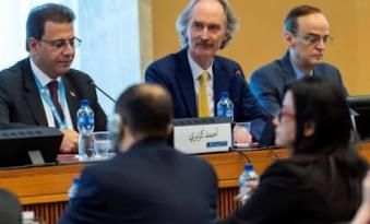فشل الجولة السادسة لاجتماعات لجنة الدستور السورية