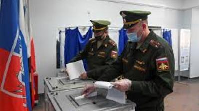 حملة قمع وغياب المعارضة.. الحزب الحاكم في روسيا يتصدر الانتخابات