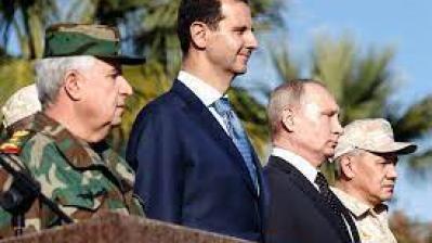 مركز سترافور: لتحسين صورة نظامه في الخارج.. روسيا تلوي بلطف ذراع الأسد