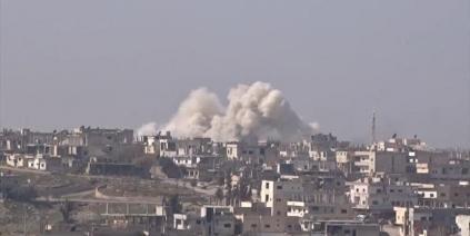 تجدد قصف النظام لبلدات في ريفي إدلب وحماة