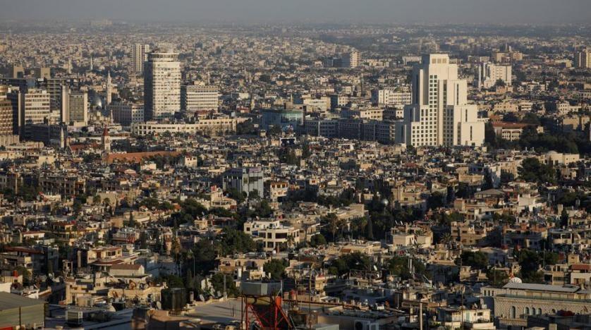 دمشق حاضرة الدولة الأمورية