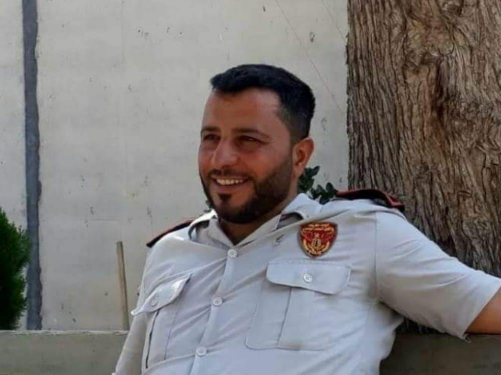 """الملازم أول """"خالد الخطيب"""" (إنترنت)"""