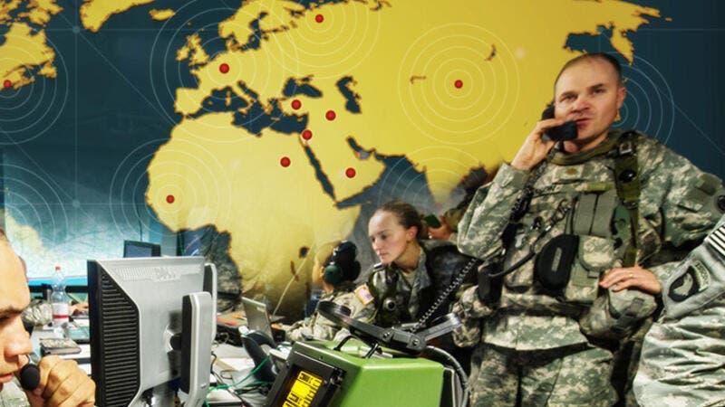 الاستخبارات الاميركية تتجسس على اوروبا /صورة تعبيرية