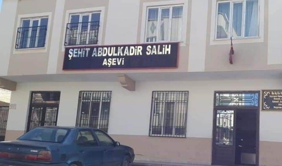 مطعم تركي يحمل اسم الشهيد عبد القادر صالح