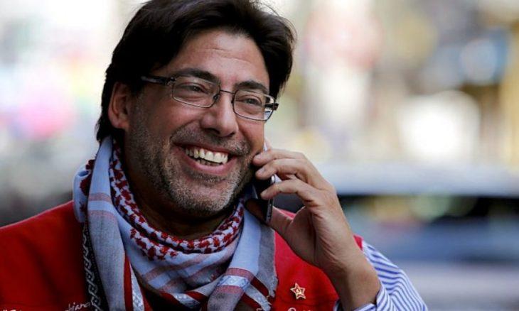 دانيال جادو مرشح للرئاسة في تشيلي من اصول فلسطينية