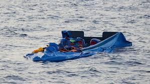 حوادث غرق المهاجرين عبر البحر /انترنت