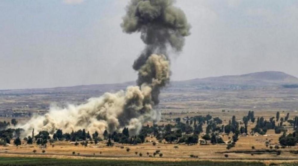انفجارات عنيفة في مناطق النفوذ الإيراني بريف البوكمال،
