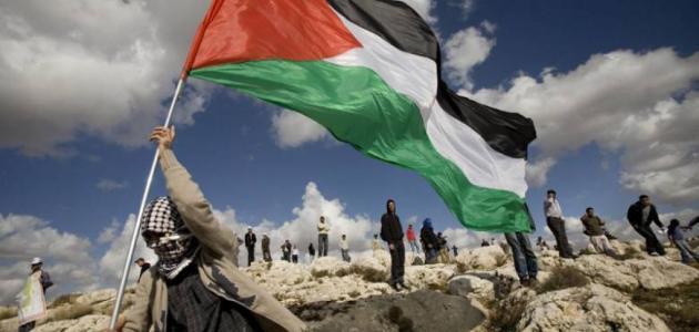 الفلسطينيون داخل وخارج الارض المحتلة