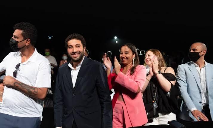 فريق عمل الفيلم المصري ريش