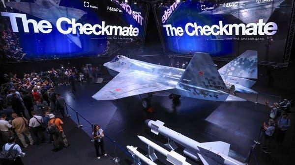 """إزاحة الستار عن """"تشيك ميت"""": مقاتلة الشبح الروسية الجديدة"""