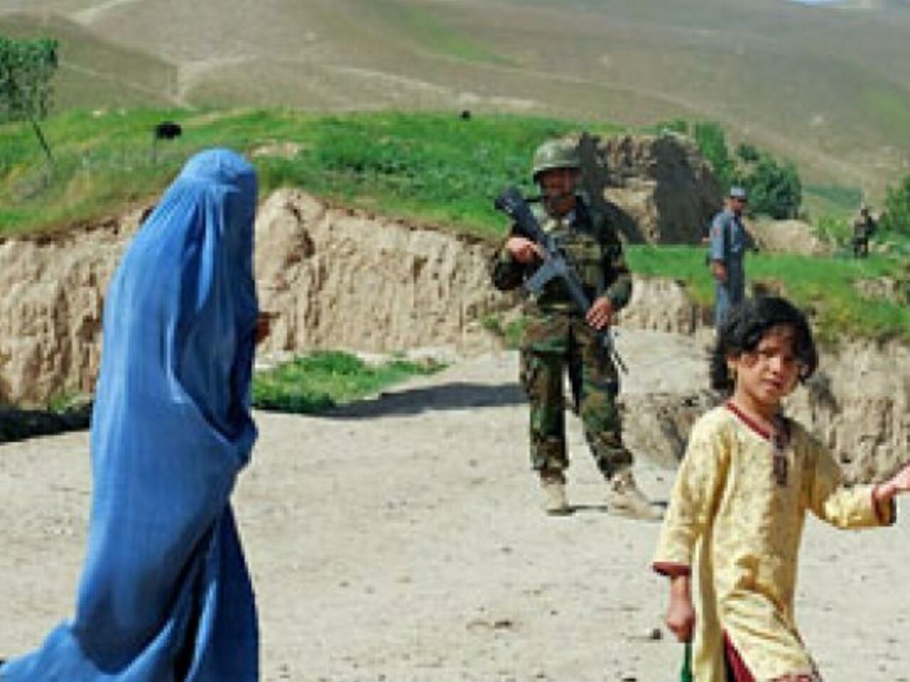 افغانستان بلاد صعبة المراس