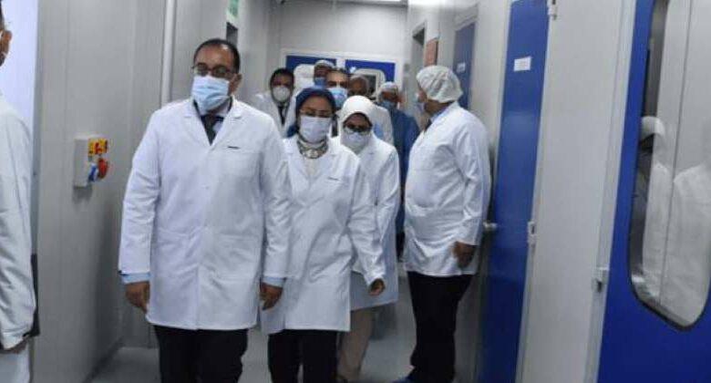 مصر تكثف إنتاج لقاح محلي للوقاية من كورونا وتتطلع للتصدير