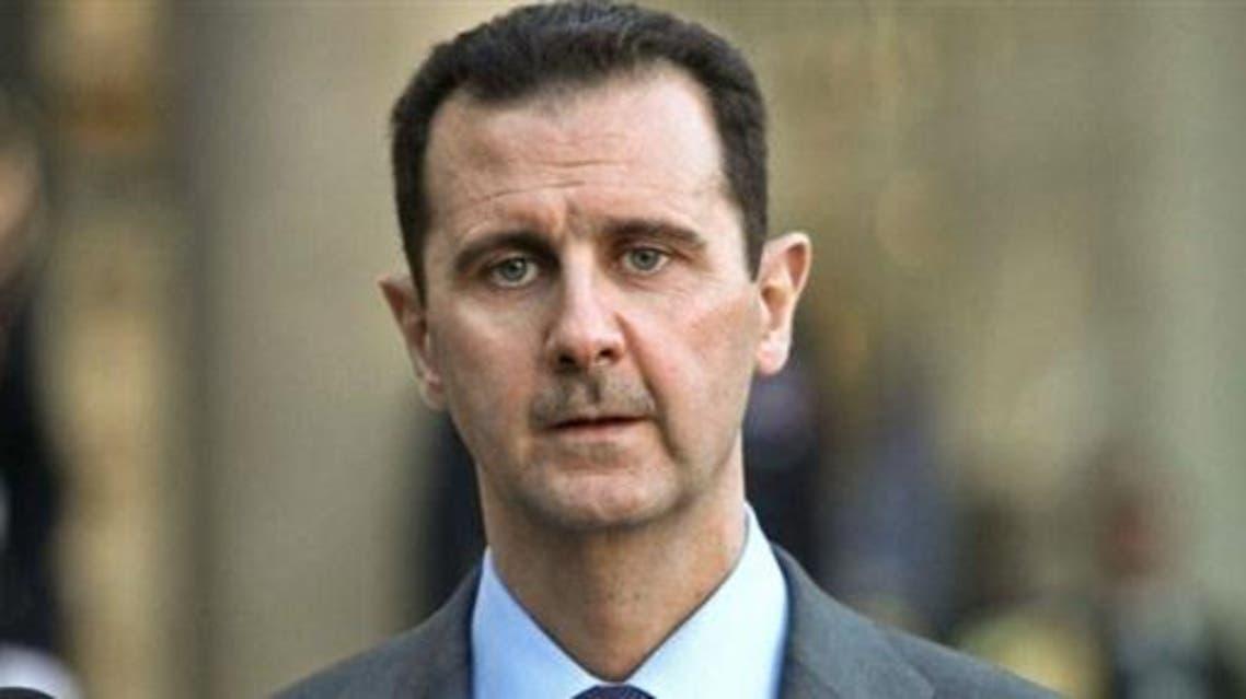 بشار الأسد(وكالات)