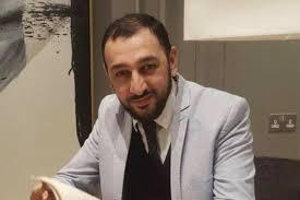 الكاتب السوري ابراهيم كوكي