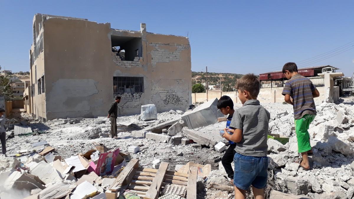 الوضع في سوريا ليس آمنا لعودة اللاجئين
