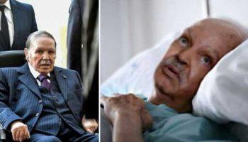 رحيل الرئيس الجزائري السابق عبد العزيز بوتفليقة