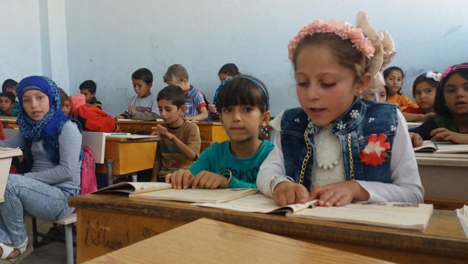 انطلاق العام الدراسي في محافظة إدلب
