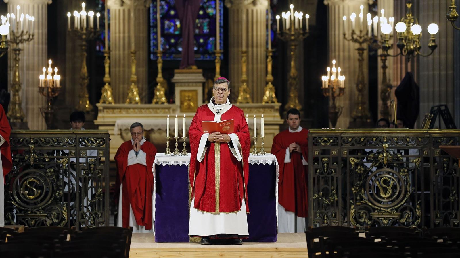 . الكنيسة الكاثوليكية الفرنسية تعتذر بسبب الانتهاكات الجنسية