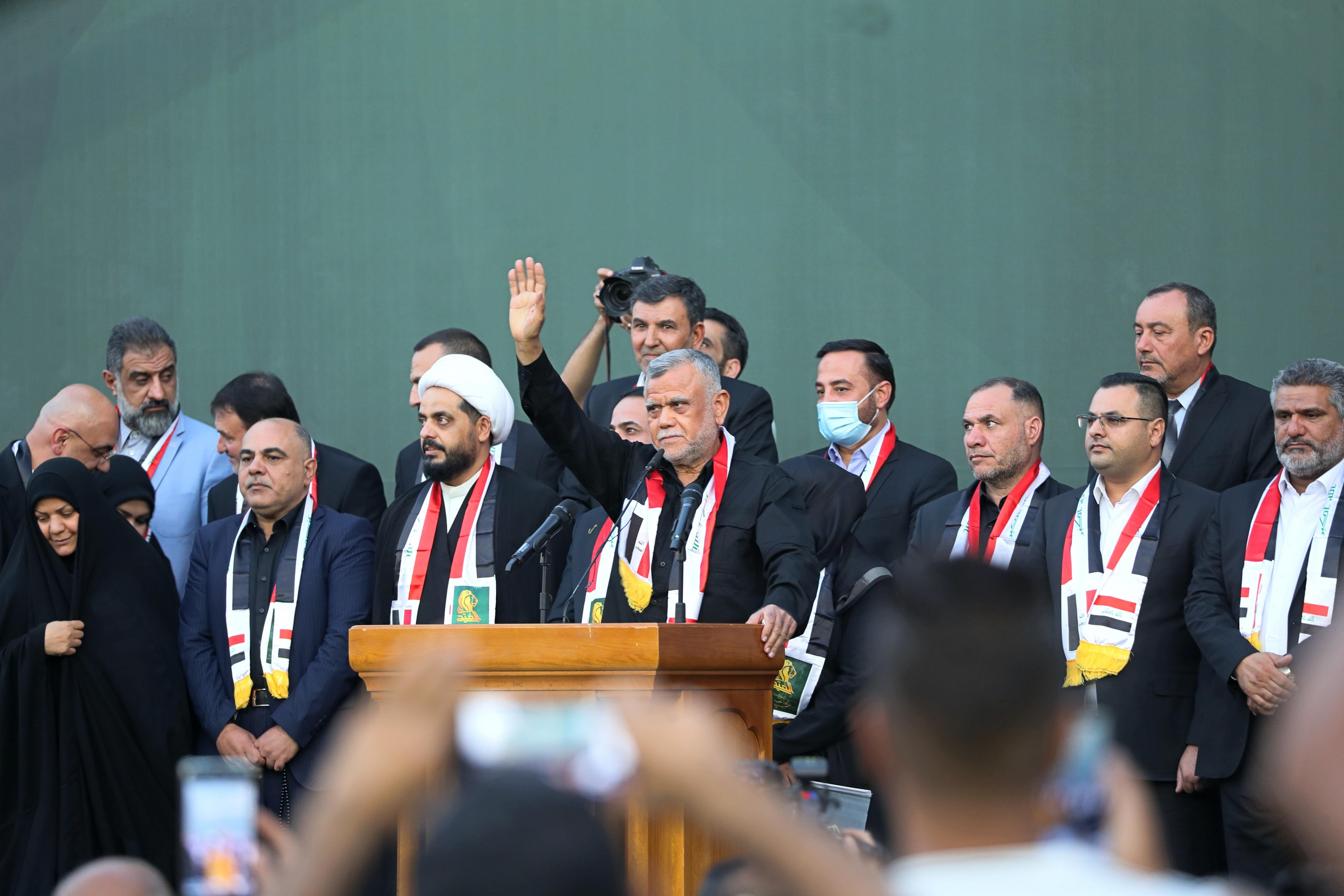 البرلمان العراقي وسيطرة الميليشيات