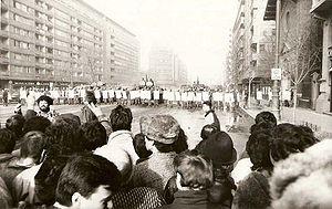 الثورة الرومانية 1989