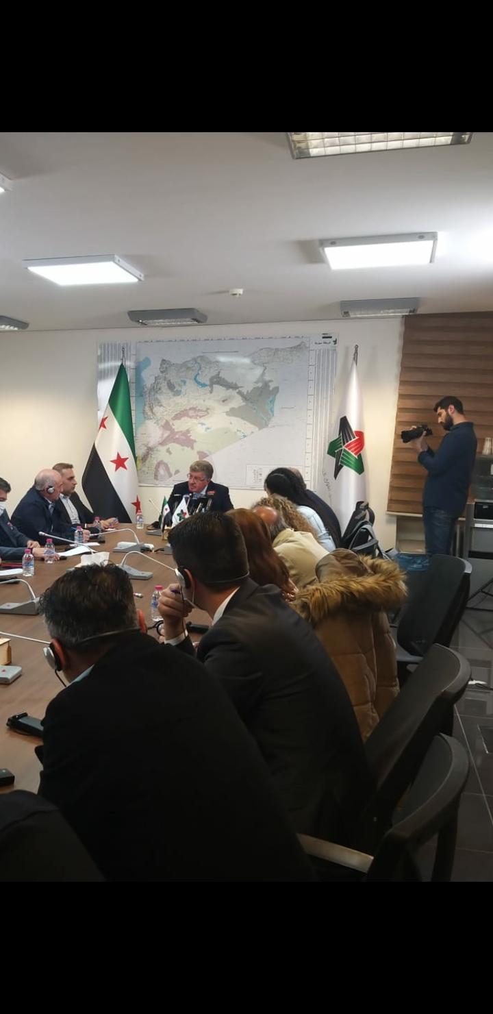 الاحاطة الاعلامية للائتلاف -السوري اليوم